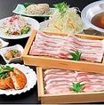 自慢の料理が揃った種類豊富なコースを用意しております。