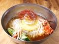 料理メニュー写真冷麺 レギュラー