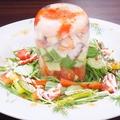 料理メニュー写真魚介のカクテルサラダ