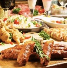 お肉&ワインビストロ カマル アジアンキッチンの写真