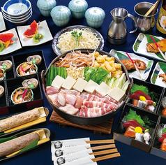 ちゃんこ江戸沢 相撲茶屋 富士店のコース写真