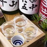 九州の銘酒も揃っています!