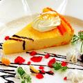 料理メニュー写真自家製日替わりケーキ