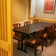 宴会は最大36名様まで!テーブルの個室11室あり!