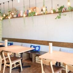 《お子様連れのお客様にも◎》お子様連れのお客様も大歓迎です♪アットホームな雰囲気の店内でゆっくりとお食事をお楽しみ下さい♪