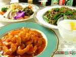 伊勢エビ、フカヒレ、アワビなど高級海鮮料理にておもてなし