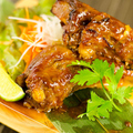 料理メニュー写真ハワイアンスタイル プープ スペアリブ