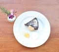 料理メニュー写真お豆腐ガトーショコラ
