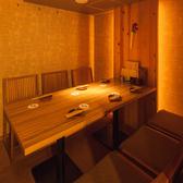 接待会食に好評!!6名様立川VIPテーブル個室