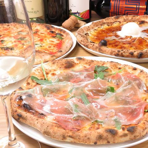 pizzeria leonardo & ぼんのみみ