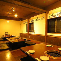 焼肉 ホルモンハッチ 名古屋の雰囲気1