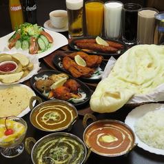 インド料理 タージ・マハル 茂原の特集写真