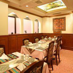 インド料理 シタール 横浜の雰囲気3