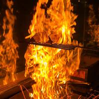 クマサン名物!パリッフワッジューシー鰹藁焼き塩たたき