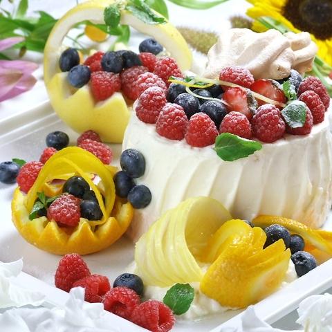 ☆記憶に残るサプライズ☆記念日・誕生日はお店で全力でお祝い致します♪