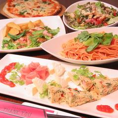 イタリアンバル THANK YOU 栄中央店のおすすめランチ1