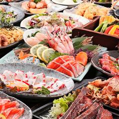 北海道食市場 丸海屋 広島本店のコース写真