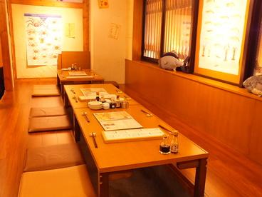 新鮮魚貝の居酒屋 魚十郎の雰囲気1