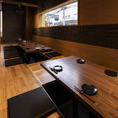 肉の炭火焼と土鍋ごはん だんらん居酒屋 HANA ハナ 美野島の雰囲気2