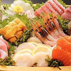 産地直送 朝〆鮮魚 海の宝山 池袋店のおすすめ料理1