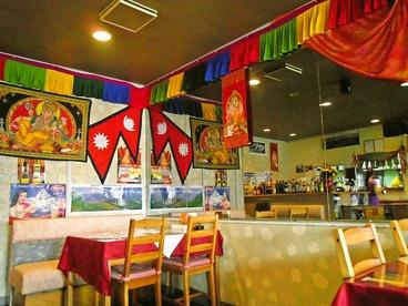 インドレストラン ナンハウス 君津店の雰囲気1