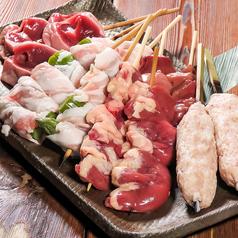 炭焼屋 鶏's串の写真