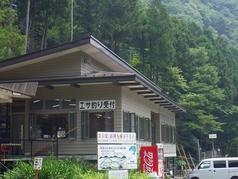 早戸川国際マス釣場