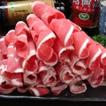 料理メニュー写真高級ラム肉