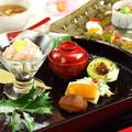 料理メニュー写真~春のコース~