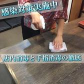 寿司カニ食べ放題 魚銭の雰囲気3