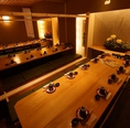 30名様規模ご宴会にはこちらのお部屋はいかがでしょうか。