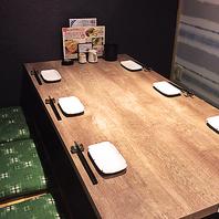 ※画像は系列店 テーブル席完備!少人数の宴会にも◎