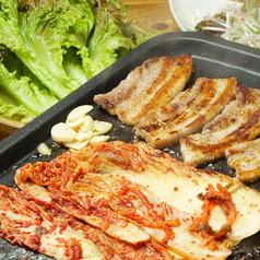 韓菜 西葛西のコース写真