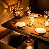 様々なタイプの個室席をご用意。本厚木徒歩1分♪少人数個室から団体個室までゆったりしたお席をご用意致します。