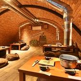焼肉ワインバル OYAKATAの雰囲気3