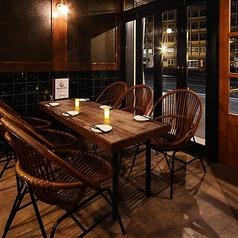 Bar de LULUの雰囲気1