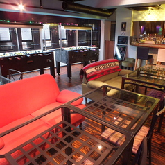 Table Soccer Cafe SHINESの雰囲気1