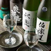 香りを利く!!特別なお酒はワイングラス型で楽しむ