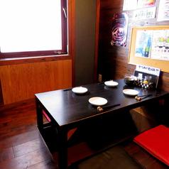がじゅまる食堂の雰囲気1