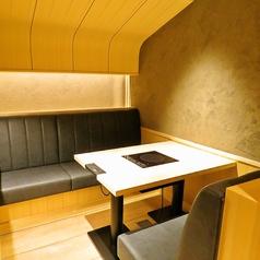 【個室】会食・接待・大切な方とのお食事に最適です。2名様から6名様まで。