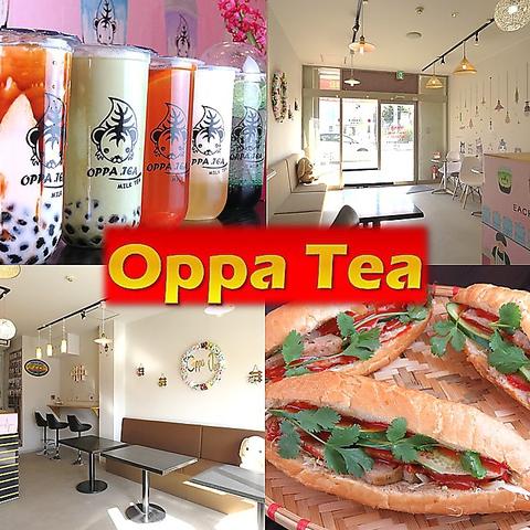 Oppa tea