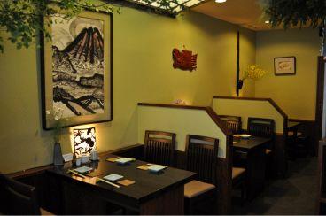 魚山亭 渋谷店の雰囲気1