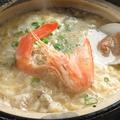 料理メニュー写真海の雑炊