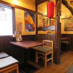 【テーブル:4名席(2卓)】