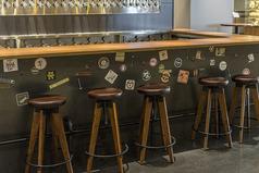 スタッフオススメのビールに合うお食事もご案内しております♪