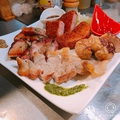 料理メニュー写真林SPF豚 盛り合わせ