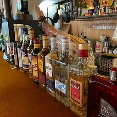 public bar BAMBOO