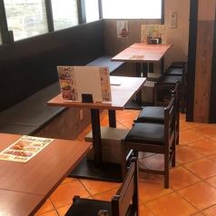 大人数でも大丈夫なテーブル席を多数ご用意!友人との飲み会や女子会、会社の飲み会にご好評いただいております!最適なコースも多数ご用意しておりますのでご利用のお客様はご予約をオススメ致します♪