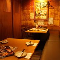 稲毛駅東口徒歩1分の完全個室空間♪