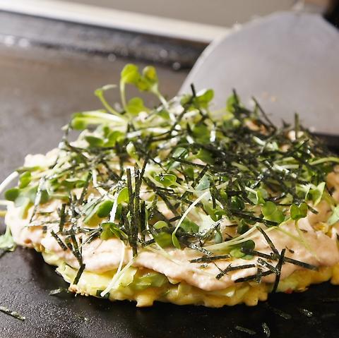 Okonomiyaki Monja yaki enya image